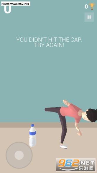 明星瓶盖挑战游戏v1.0(Bottle Cap Game)_截图1