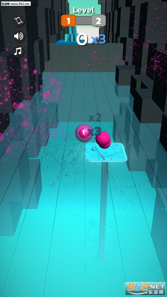 彩色跳舞球3D最新版v2.7_截图0