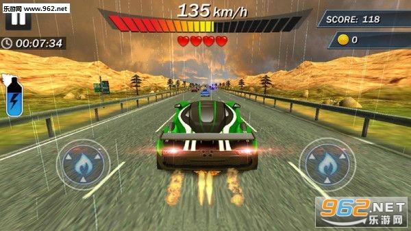 极速赛车3D游戏安卓版V1.0.1_截图0