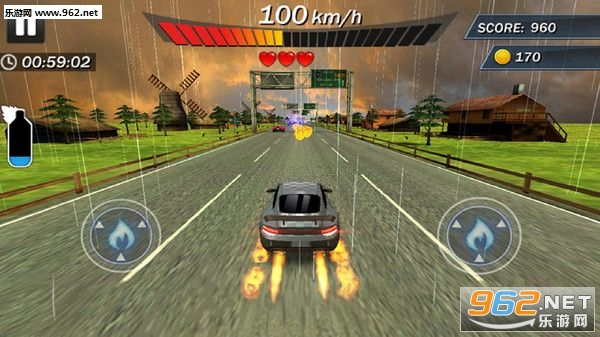 极速赛车3D游戏安卓版V1.0.1_截图1