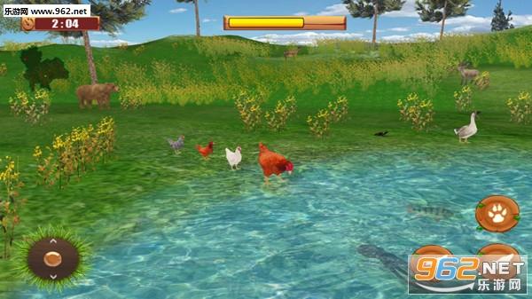 当鸡模拟器游戏v1.01_截图0
