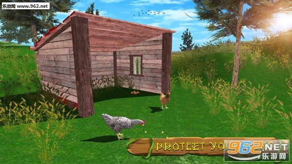 当鸡模拟器游戏v1.01_截图2