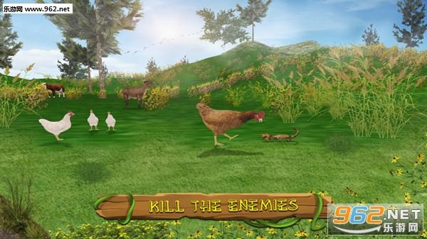 当鸡模拟器游戏v1.01_截图3
