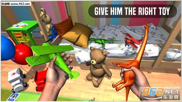 母亲生活模拟器游戏v2_截图1