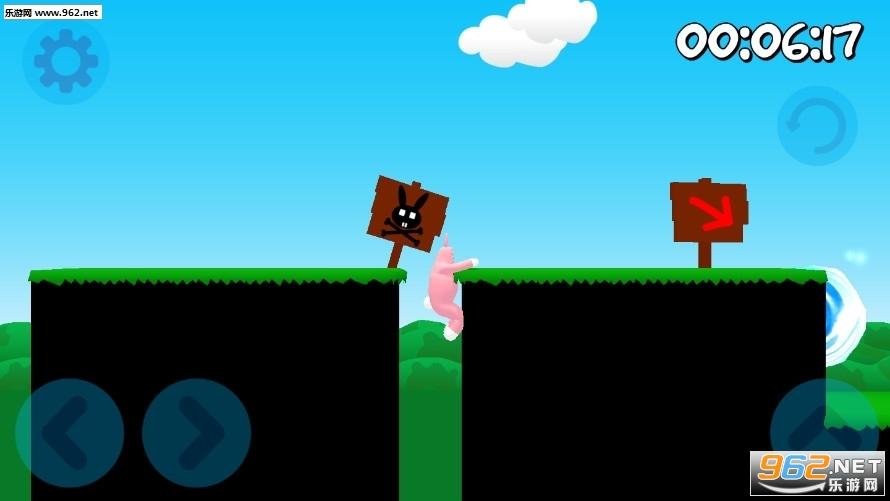 疯狂兔子人双人版v1.0.2截图0