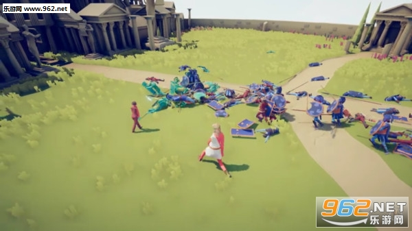 沙盒战斗模拟器游戏v1.0_截图2