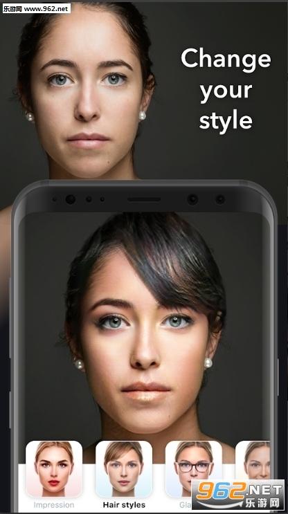 明星老年妆appv3.4.8(FaceApp)_截图1