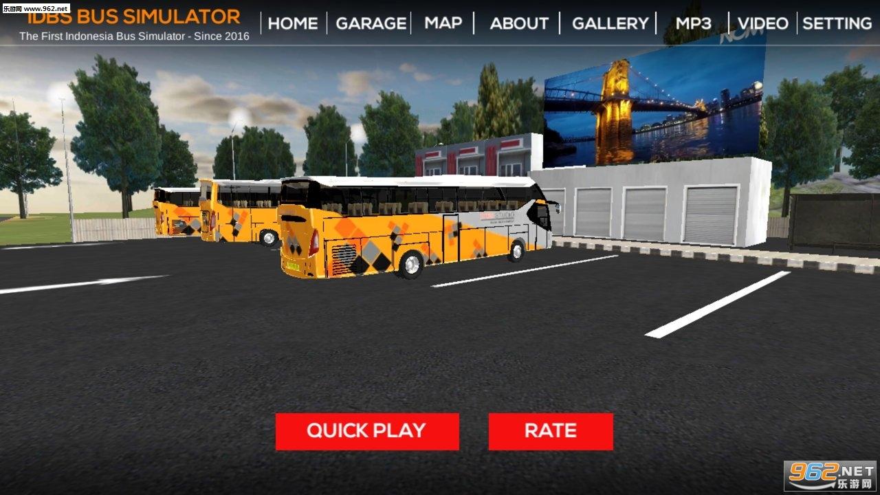 idbs巴士模拟器游戏v5.1(IDBS Bus Simulator)_截图0