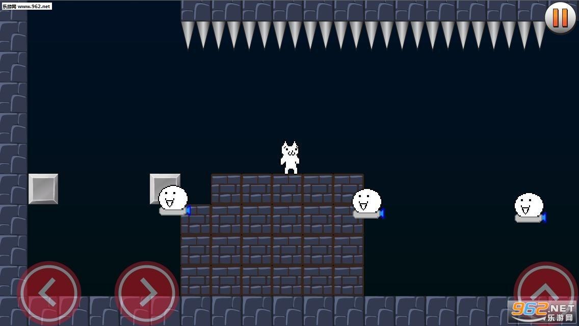坑爹猫里奥联机版游戏截图1