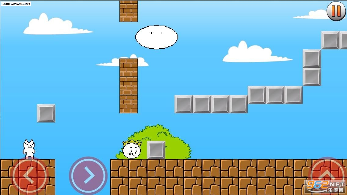 坑爹猫里奥联机版v1.0.4(Cat Mario)截图2