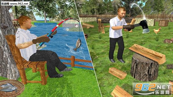 农场动物模拟器安卓版v1.0截图3