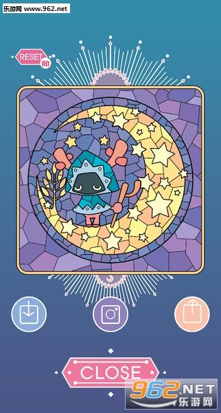 月亮公主填色游戏安卓版v1.0.8_截图3