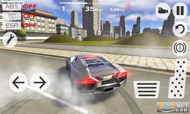 至尊赛车模拟器游戏v4.18.16(极限汽车模拟驾驶)_截图3