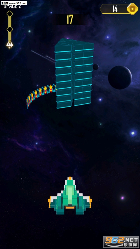 太空破坏者安卓版v1.03(Space Buster)_截图3