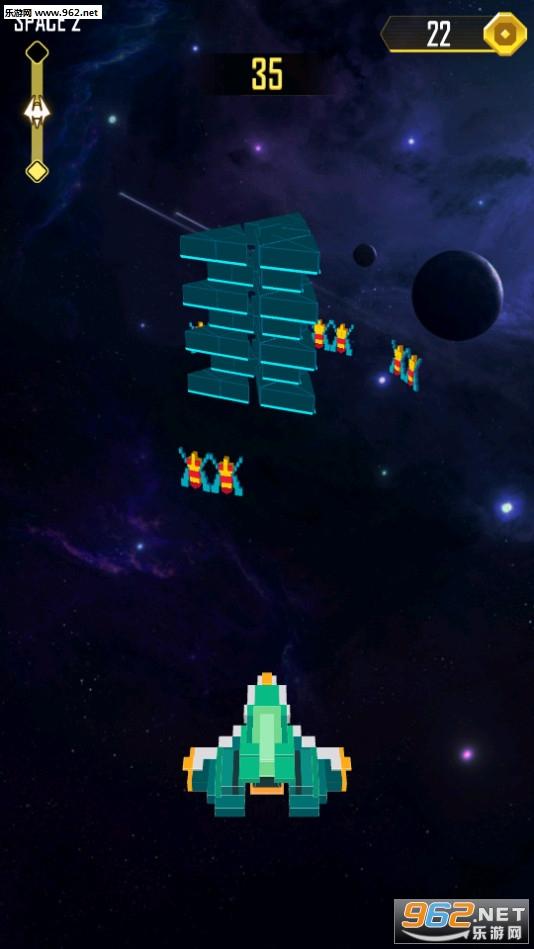 太空破坏者安卓版v1.03(Space Buster)_截图4