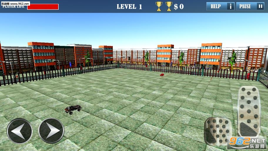极端拆除德比安卓版(Extreme Demolition Derby)v1.0_截图0