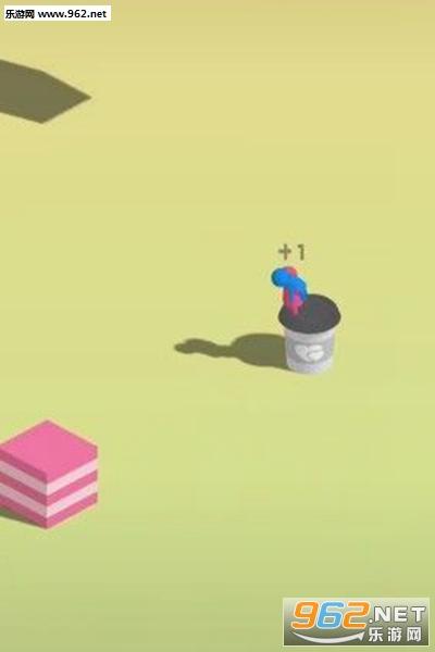 跳一跳情侣版qq小游戏截图2