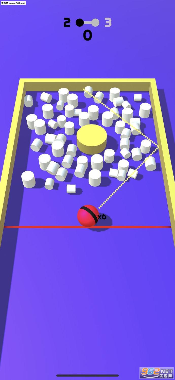 彩色球球大碰撞官方版v1.0.0截图1