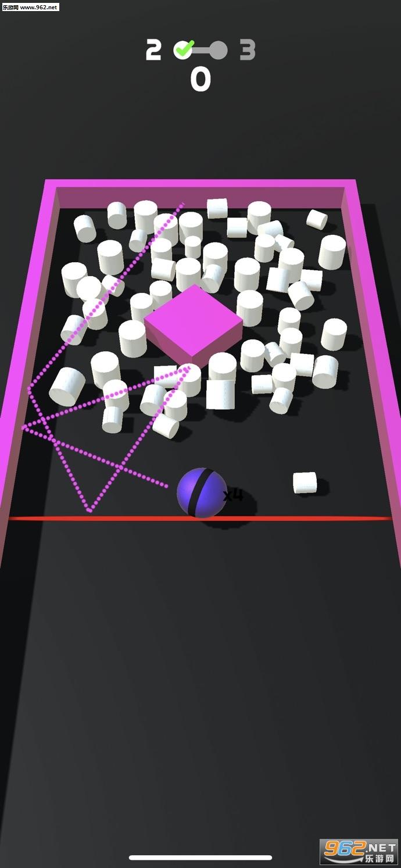 彩色球球大碰撞官方版v1.0.0截图2