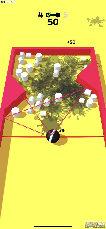 彩色球球大碰撞官方版v1.0.0截图4