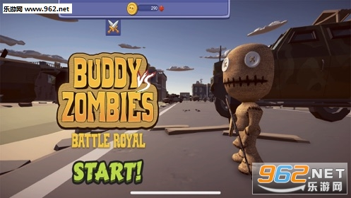 Buddy Vs Zombies官方版