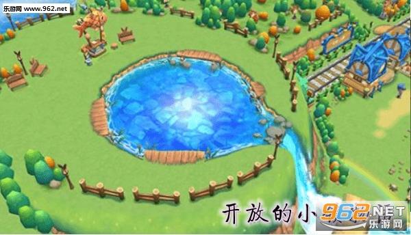 开放的小镇物语游戏