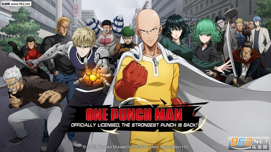 One Punch Man Road To Hero官方版