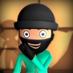 火柴人小偷模拟器苹果版v1.0
