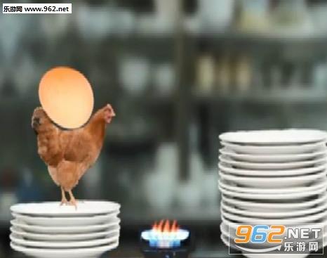 母鸡护蛋模拟器手机版_截图0