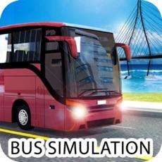 越野长途客车模拟器3D官方版v1.2