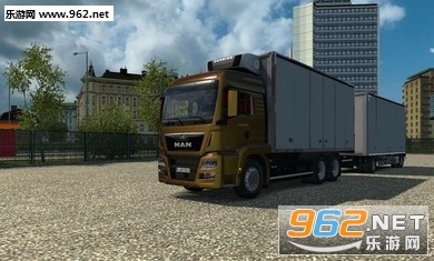 欧洲卡车漂移模拟器安卓版v22.0_截图0
