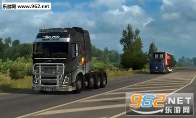 欧洲卡车漂移模拟器安卓版v22.0_截图1