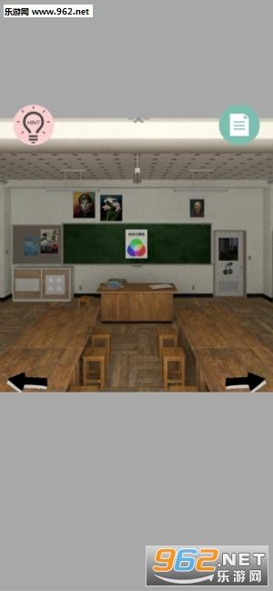 逃脱游戏逃离艺术室中文版v1.0_截图0