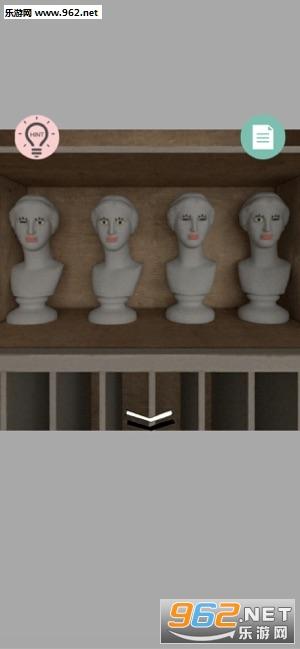 逃脱游戏逃离艺术室中文版v1.0_截图3