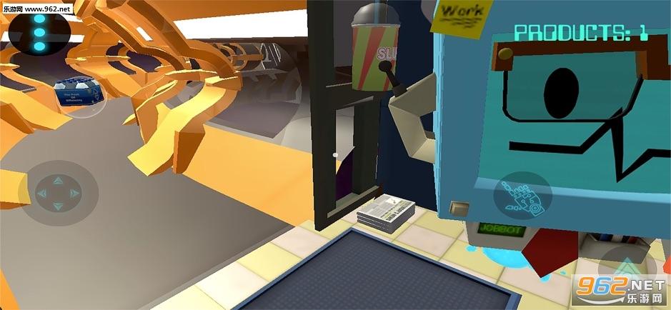 空间中的工作模拟器中文版v1.0_截图4
