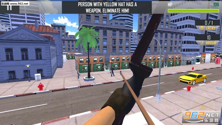 弓箭手刺客狙击安卓版v1.0截图4