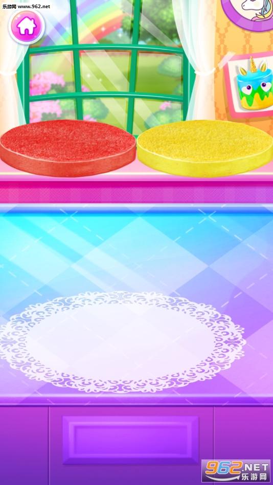 美味独角兽蛋糕安卓版v1.0_截图0