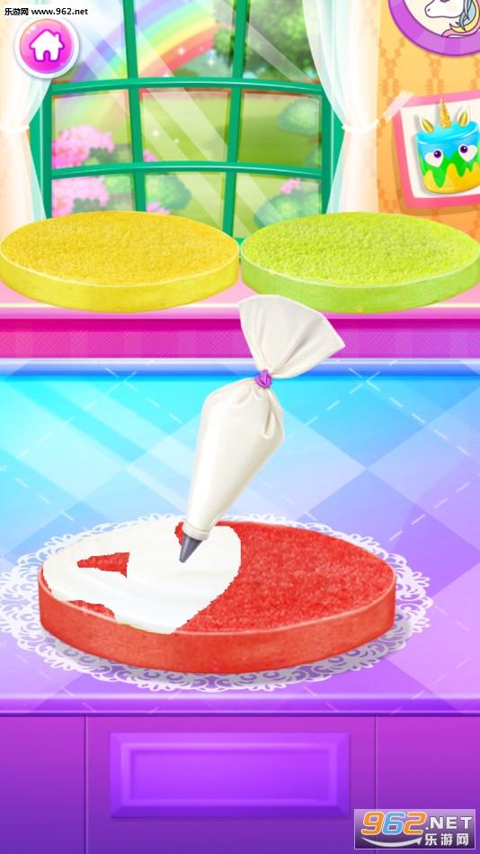 美味独角兽蛋糕安卓版v1.0_截图1