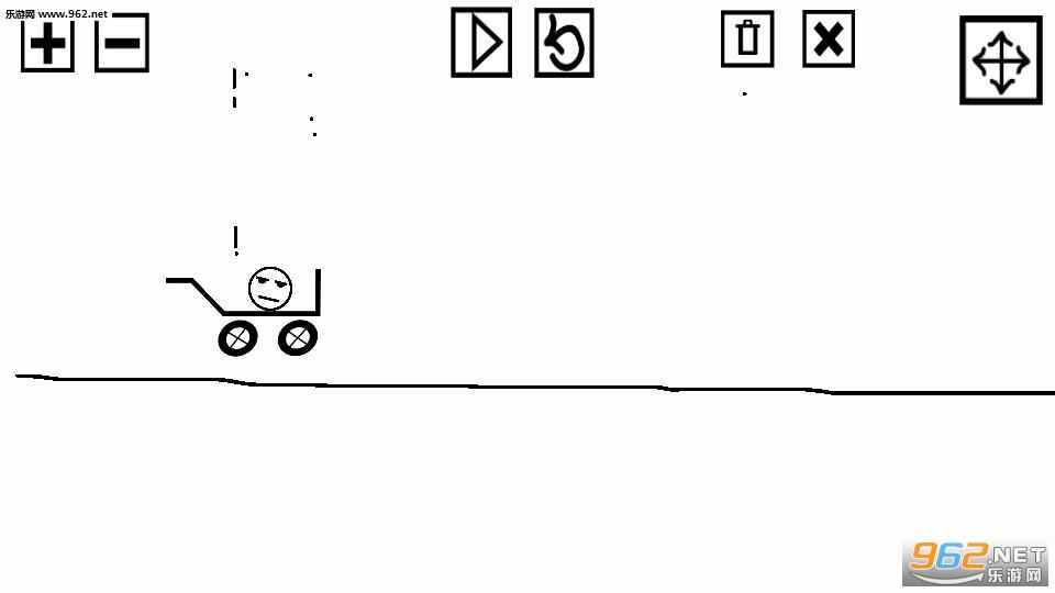 新线条骑手安卓版v0.1_截图1