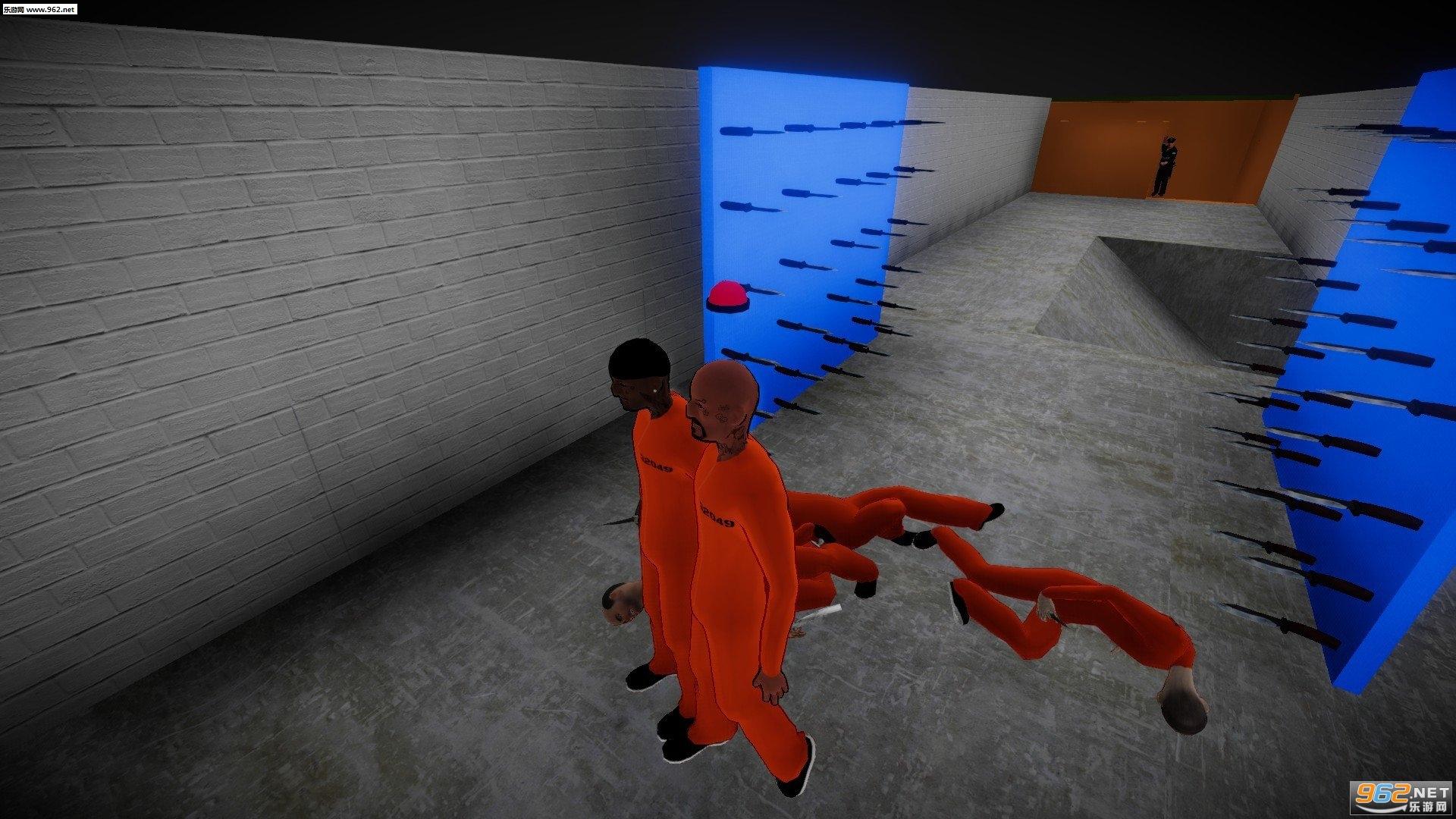 越狱模拟器游戏_截图0