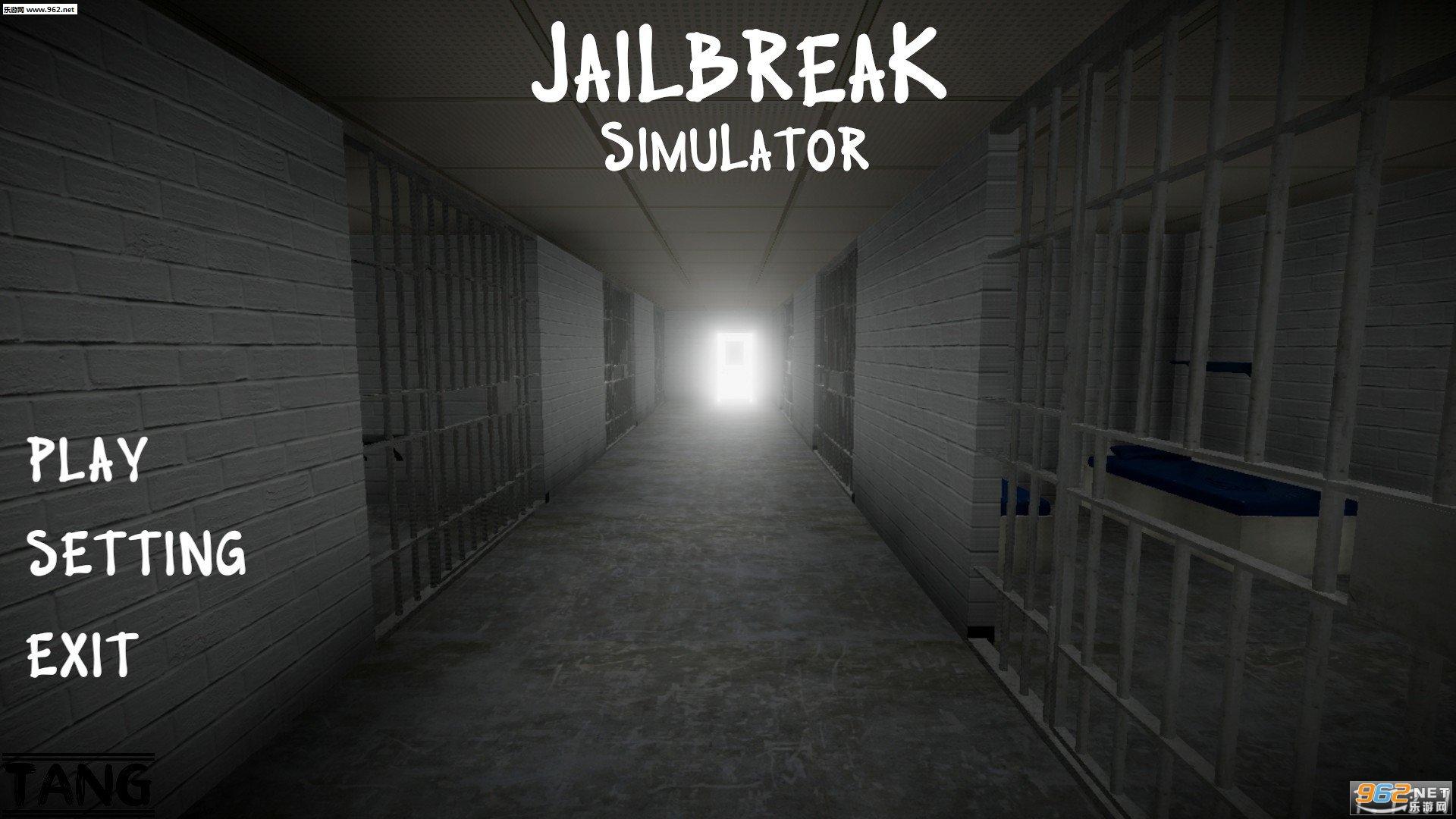越狱模拟器游戏_截图1
