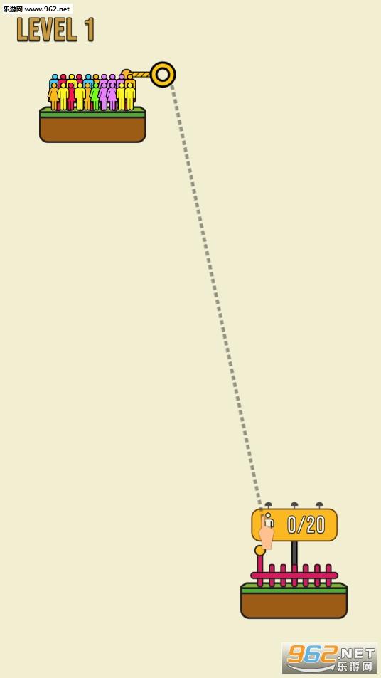 绳索救援游戏v0.1.0_截图0