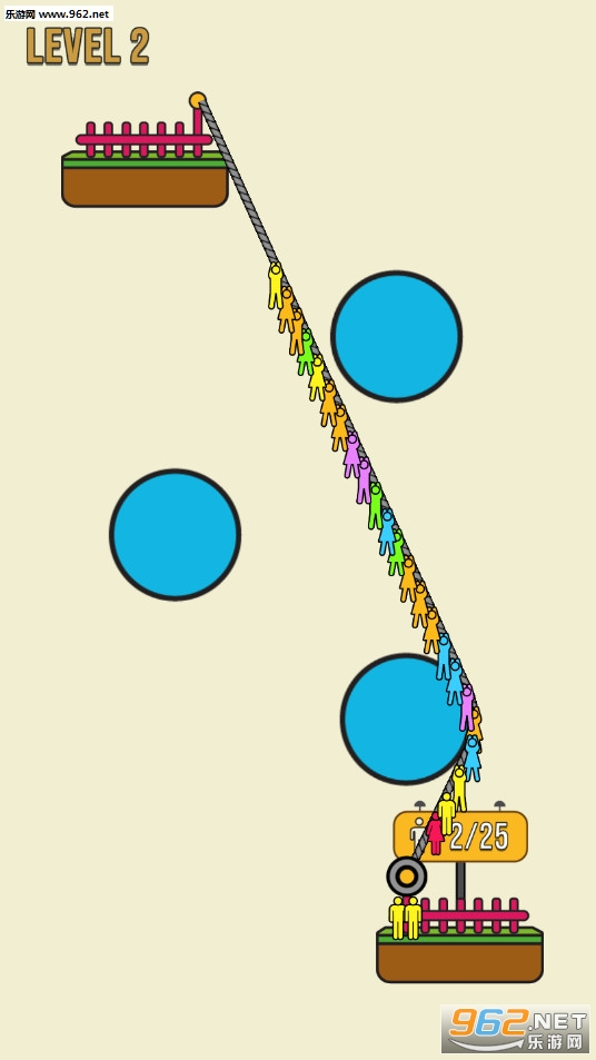 绳索救援游戏v0.1.0_截图2