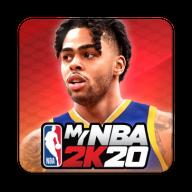 我的NBA2K20手机版