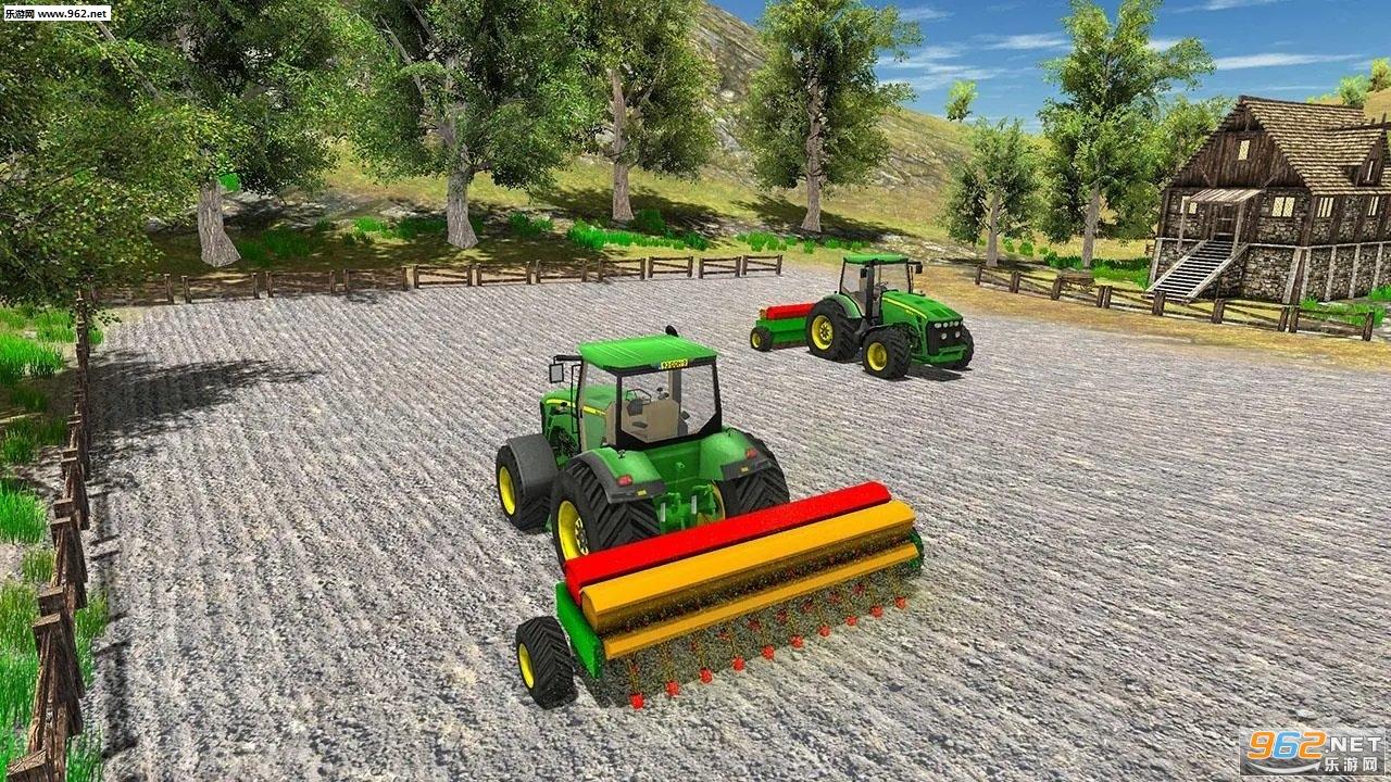 村庄农业模拟器游戏v1.5_截图0