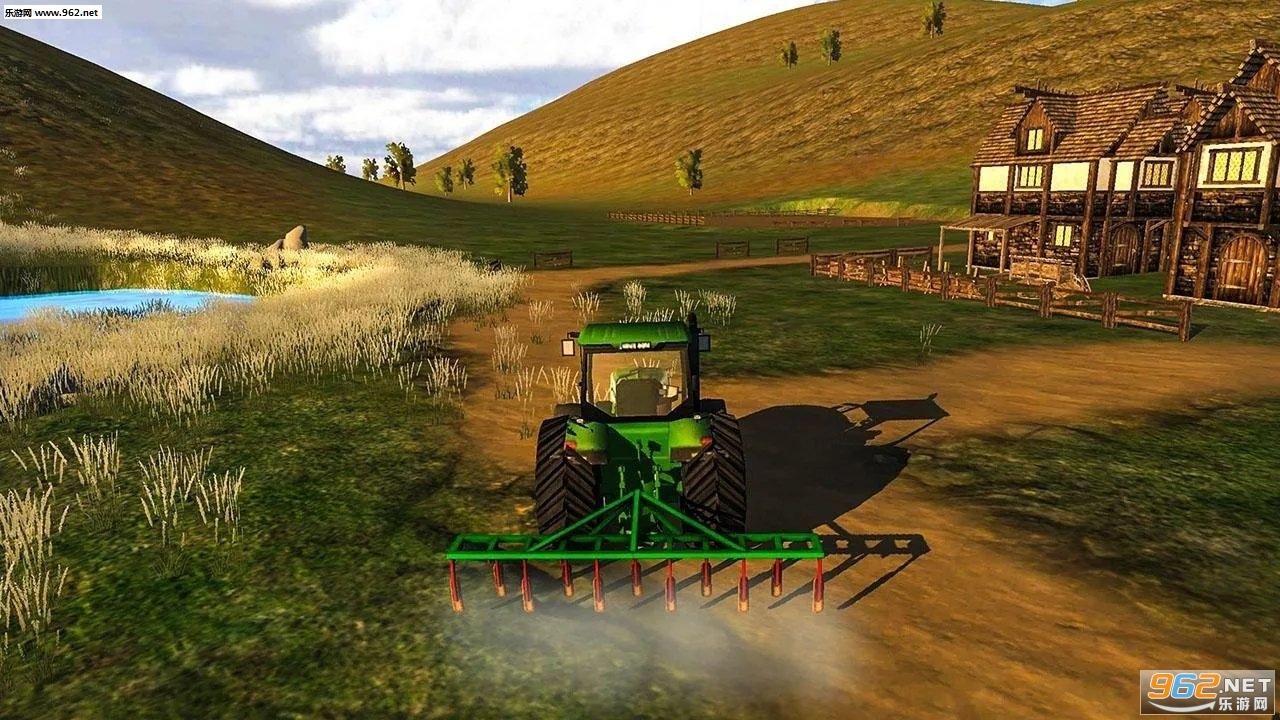 村庄农业模拟器游戏v1.5_截图3