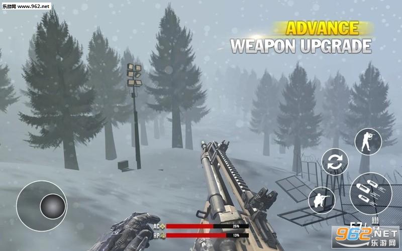 雪地战场手游v1.1.6截图1
