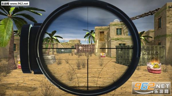 反恐精英狙击手安卓版v1.3_截图0