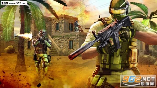 反恐精英狙击手安卓版v1.3_截图1