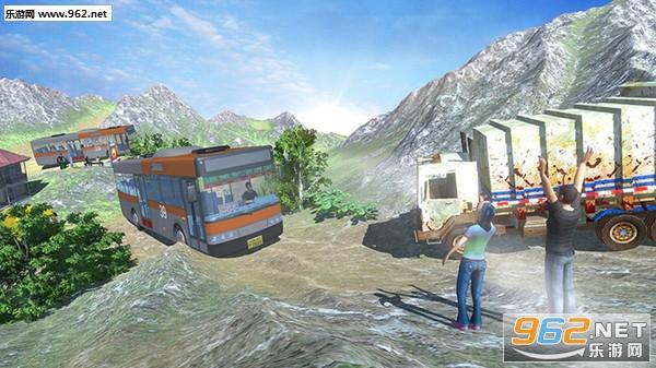 越野巴士驾驶模拟器安卓版v1.2_截图1